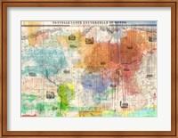 Map of the World 2.0 Fine Art Print