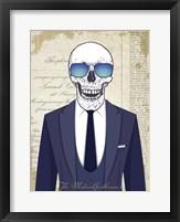 The Modern Gentleman #3 Fine Art Print