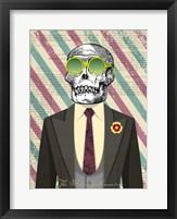 The Modern Gentleman #4 Fine Art Print