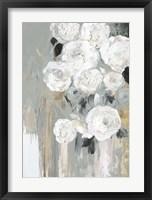Cascading Gray Fine Art Print