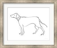 Ink Dog VI Fine Art Print