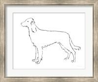 Ink Dog II Fine Art Print