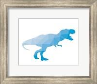 Geo Dinosaur I Fine Art Print