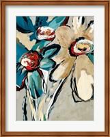 Blooming Blue II Fine Art Print