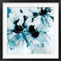 Blue Crush II Fine Art Print