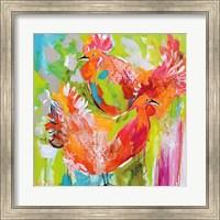 You Ruffle My Feathers Fine Art Print