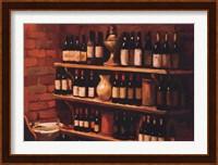 Wine Cellar Fine Art Print