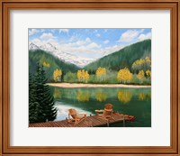 Fall Retreat Fine Art Print
