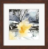 Winter Scape II Fine Art Print
