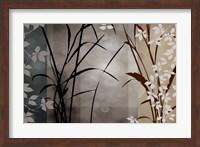 Silver Whispers II Fine Art Print