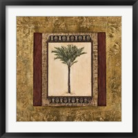 Stately Palm I Fine Art Print