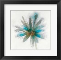 Teal Breeze II Fine Art Print