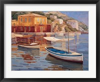 Mar Egeo Fine Art Print