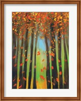 Colors of Fall II Fine Art Print
