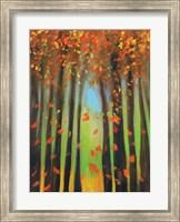 Colors of Fall II Fine Art Print