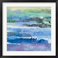 Abstract Layers I Fine Art Print