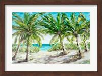 Palm Escape Fine Art Print