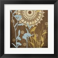 Botanical Silhouettes II Fine Art Print
