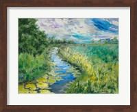 Summer Fields Fine Art Print