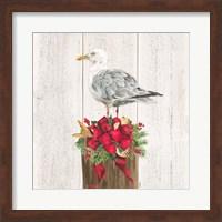 Christmas on the Coast IV Fine Art Print