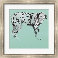 Pop Modern Dog I Fine Art Print