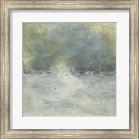 Fog Lifting II Fine Art Print