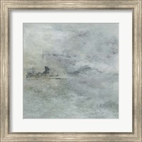 Fog Lifting III Fine Art Print