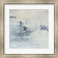 Fog Lifting V Fine Art Print