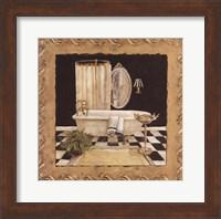 Maison Bath I Fine Art Print