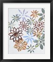Kaleidoscope Cut Outs I Fine Art Print