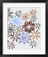 Kaleidoscope Cut Outs II Fine Art Print