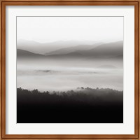 Still Morning Smoky Mountains Fine Art Print