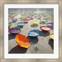 Downpour Fine Art Print