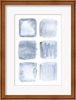 Blue Abstract IV Fine Art Print
