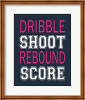 Score Fine Art Print