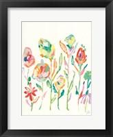 Mod Flowers I Fine Art Print
