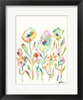 Mod Flowers II Fine Art Print