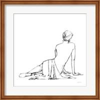 Figure Study II BW Fine Art Print