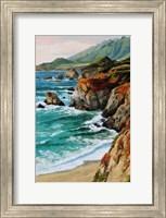 Coastal Grandeur Fine Art Print