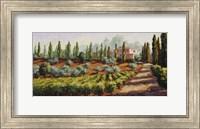 Italian Farmhouse Fine Art Print