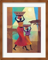 Mother's Helper Fine Art Print