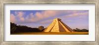 El Castillo Chichen Itza Yucatan Mexico Fine Art Print