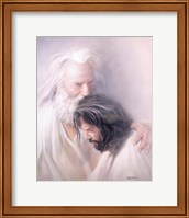 Father & Son Fine Art Print