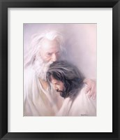Father & Son Fine Art Print