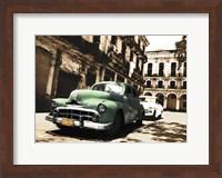 Cuban Cars II Fine Art Print