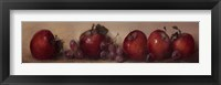 Apples and Grapes Fine Art Print