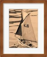 Les Petits Bateaux I Fine Art Print