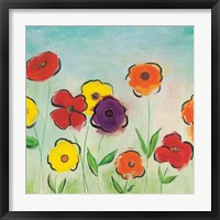 Flowering Garden II Fine Art Print