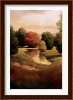 Summer's Passage II Fine Art Print
