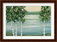 Quiet Lake Fine Art Print